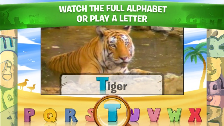 The Animal Alphabet screenshot-3