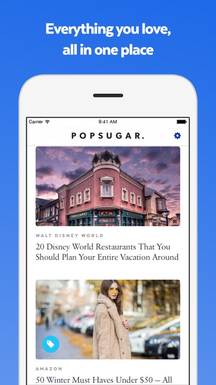 POPSUGAR screenshot-0
