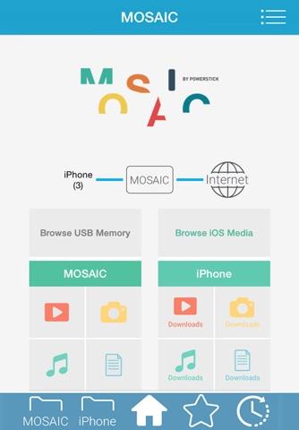 MOSAIC PowerStream - náhled