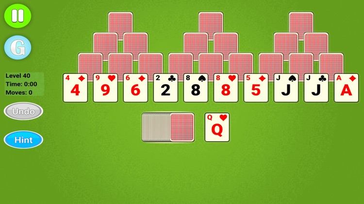 TriPeaks Solitaire Epic screenshot-3