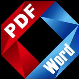 Ícone do app PDF to Word +