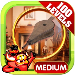 Flames Hidden Objects Games