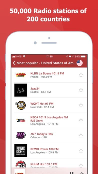 myTuner Radio - Live Stations app image