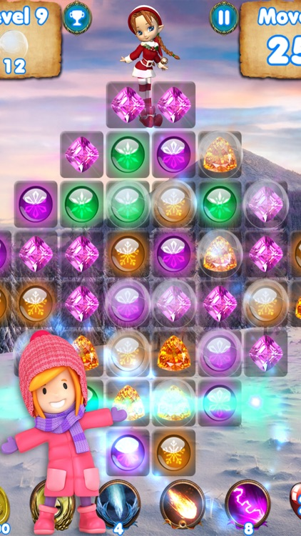 Winter Games - Christmas Games screenshot-3