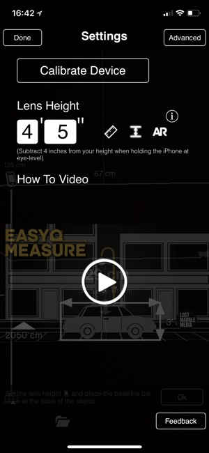 EasyMeasure on the App Store