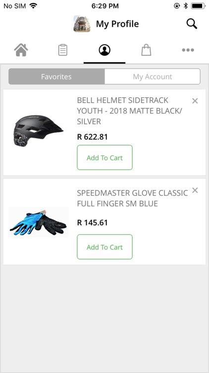 Cycle Teknix Online Shop screenshot-3
