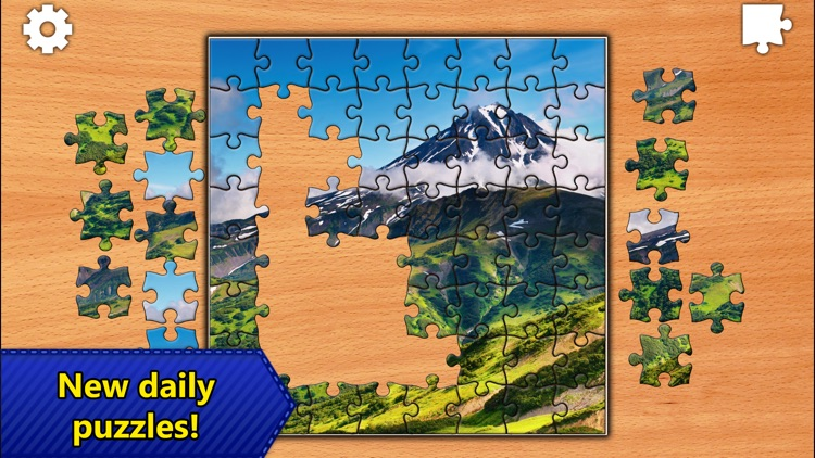 Jigsaw Puzzles Epic screenshot-2