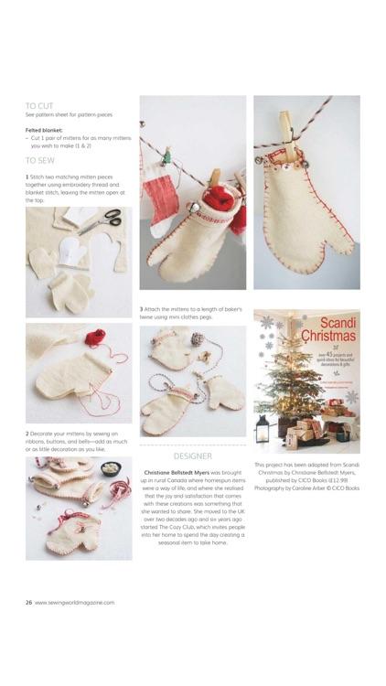 Sewing World - The Worlds Best Sewing Magazine screenshot-3