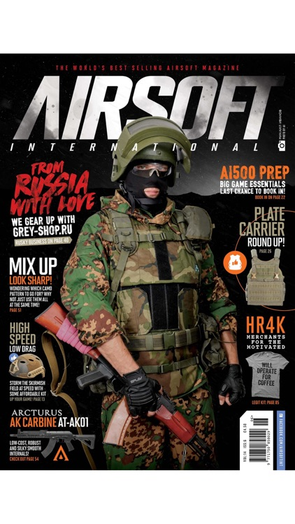 Airsoft International Magazine screenshot-2