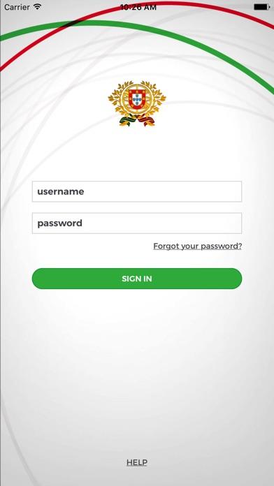 PR Mobilidade Screenshot