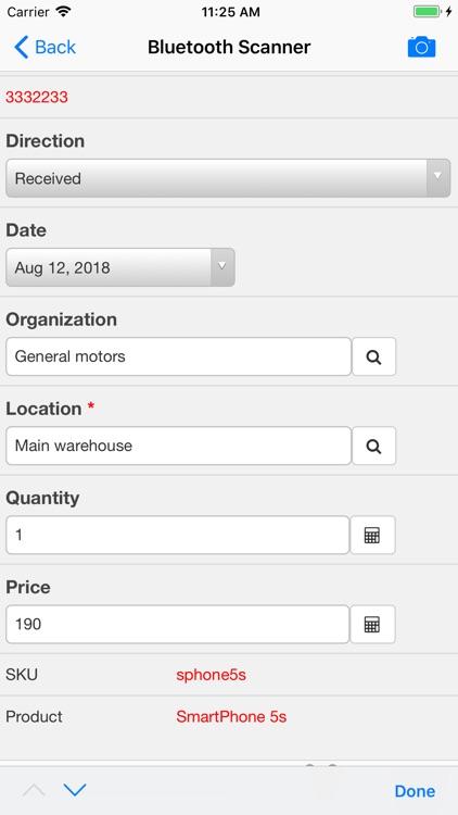 Nano Inventory screenshot-9