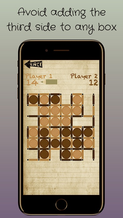Dots and Boxes : Premium. screenshot 2