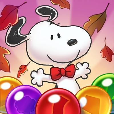 Snoopy Pop ios app