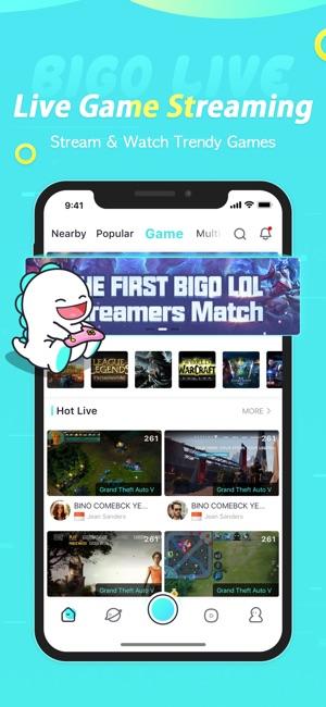 BIGO LIVE - Live Broadcasting on the App Store