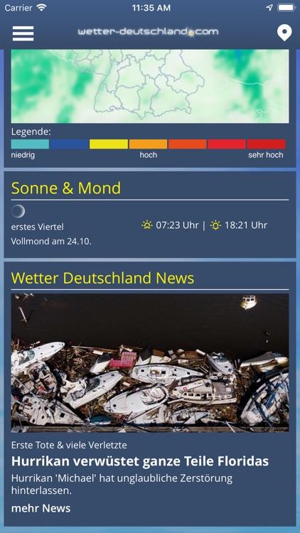 wetter DE screenshot-5