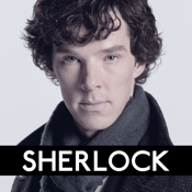 Sherlock: The Network. Official App of the hit TV detective series icon