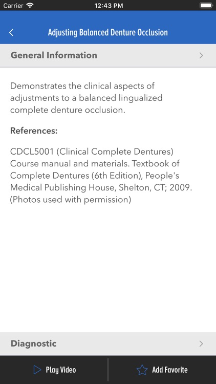 Dentistry ProConsult screenshot-1