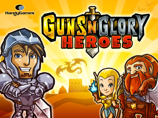 Screenshot #4 pour Guns'n'Glory Heroes
