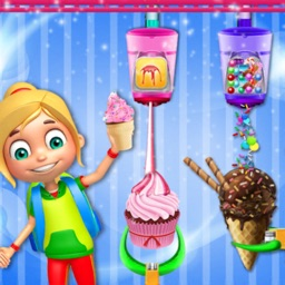 Ice Cream Maker Cone Factory