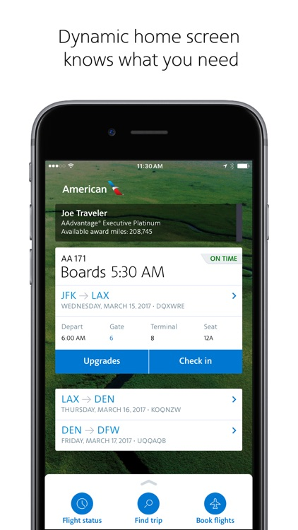 American Airlines screenshot-0