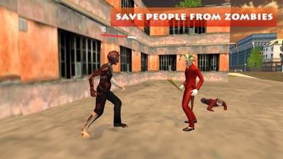 Clown Attacks Halloween Night screenshot 2