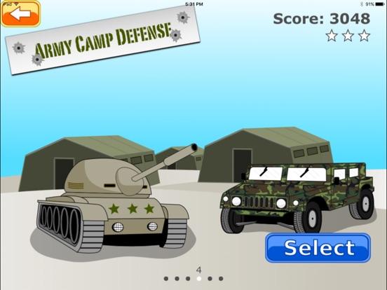 Screenshot #5 for Tanks Combat