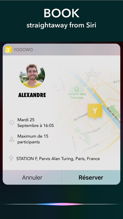 YOGOWO Paris Workout Community screenshot-4