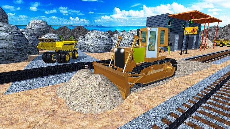 Train Construction Track screenshot-6
