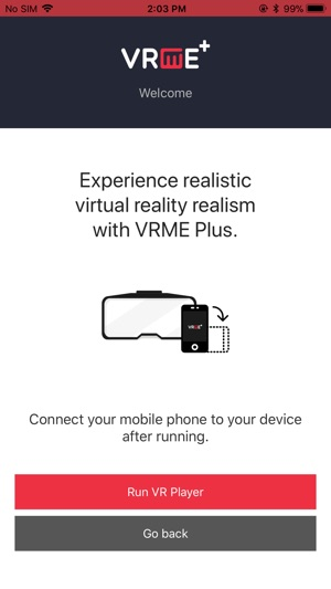 VRME PLUS 3D VR PLAYER on the App Store
