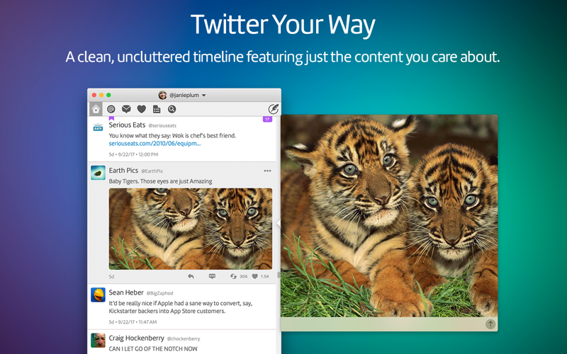 Twitterrific 5 For Mac Hits All-Time Low Price