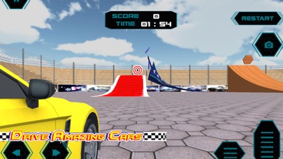 Extreme Jump Stunts Car screenshot two