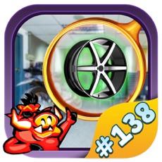 Activities of Wheels of Fury Hidden Object