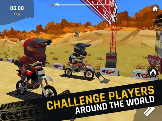 Скачать игру MXGP Motocross Rush