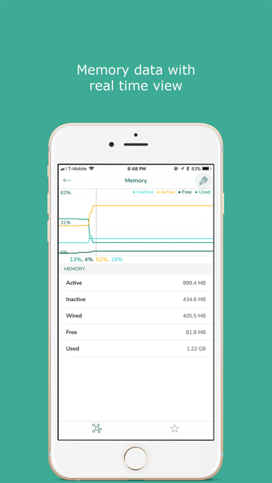 SnapStats: Device Stats & Info