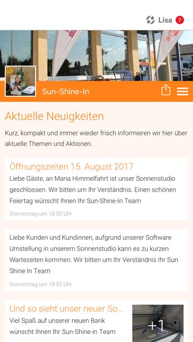 Sun-Shine-In screenshot 1