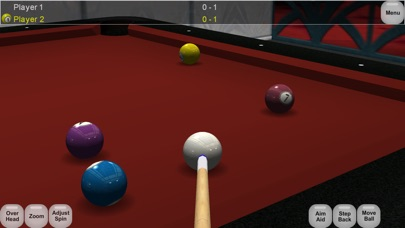 Virtual Pool Online screenshot1