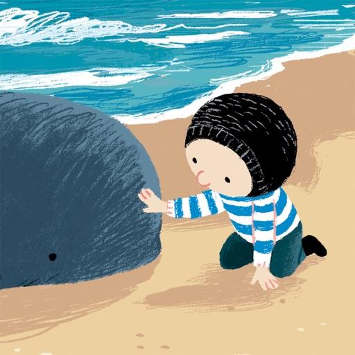 Benji Davies: De Kleine Walvis