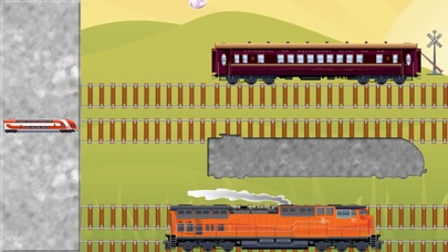 Toy Train Puzzles for Toddlers screenshot two