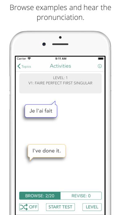 Deft French screenshot three