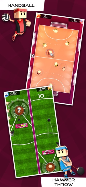 Flick Champions Summer Sports Screenshot
