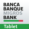 Migros Bank E-Banking Tablet