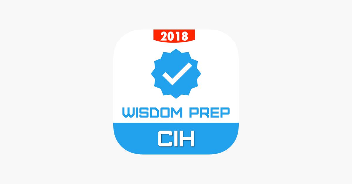 Cih Exam Prep 2018 On The App Store