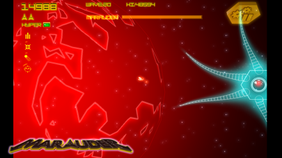 Screenshot from Alsteroids 2 | Marauder