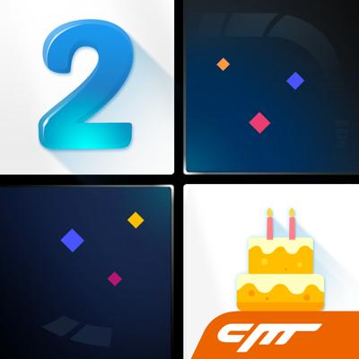 Piano Tiles 2™(Don't Tap The White Tile 2) app