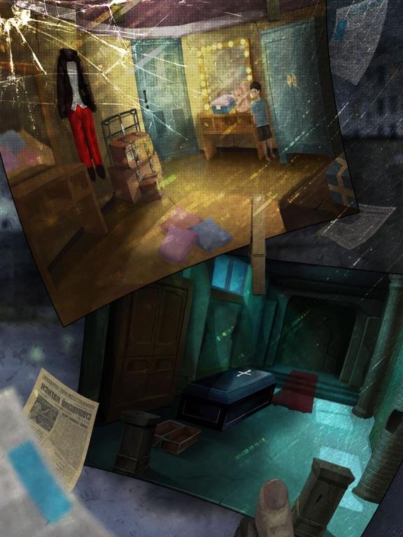 побег из тюрьмы:ужастик парк для iPad
