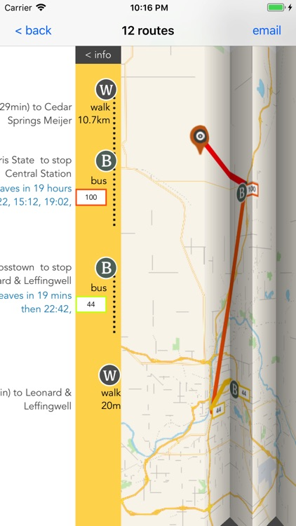 Grand Rapids Transport Guide screenshot-3
