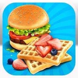 Cooking Food Maker Games!