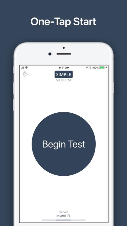 Internet Speed Test - 4G LTE screenshot-4