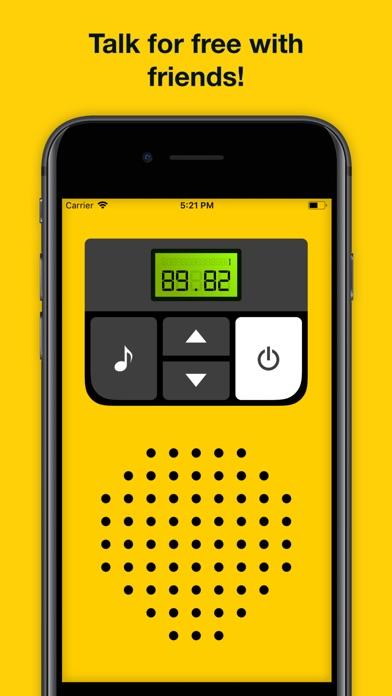 Walkie-talkie - COMMUNICATION screenshot 1
