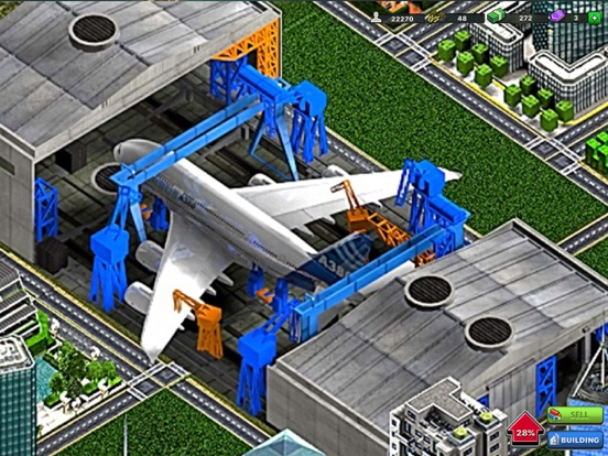 Airliner Factory® screenshot 6